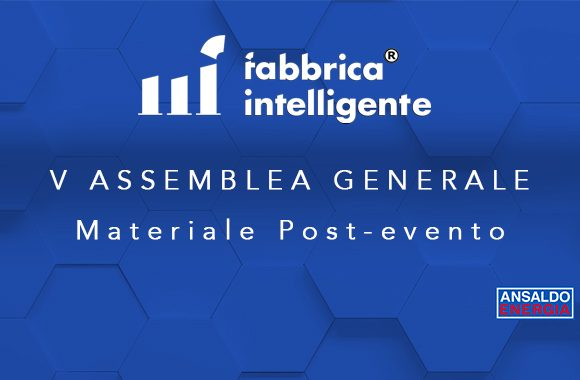 V Assemblea Generale CFI – Materiale post evento