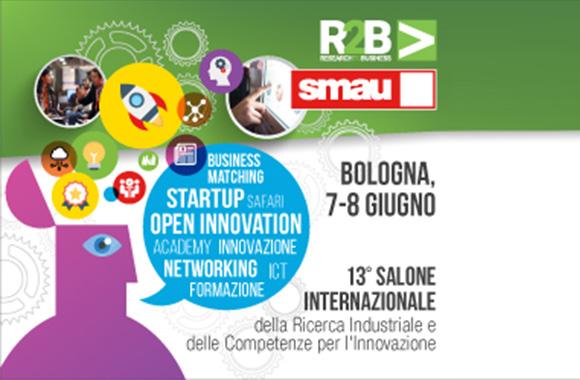 Bologna, 7-8 giugno 2018: Research to Business, la piattaforma internazionale per l'innovazione
