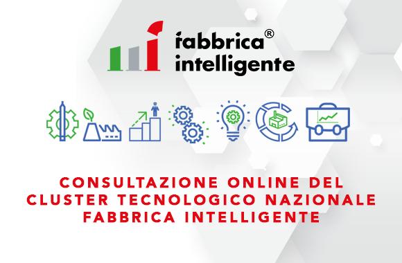 Consultazione Online del Cluster Tecnologico Nazionale Fabbrica Intelligente
