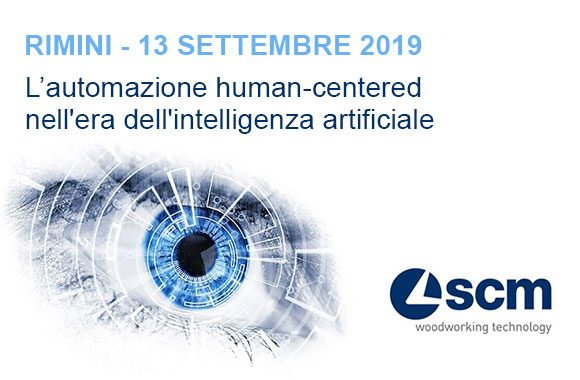 Rimini – 13 settembre 2019 – L'automazione human-centered nell'era dell'intelligenza artificiale: workshop all'Headquarter SCM