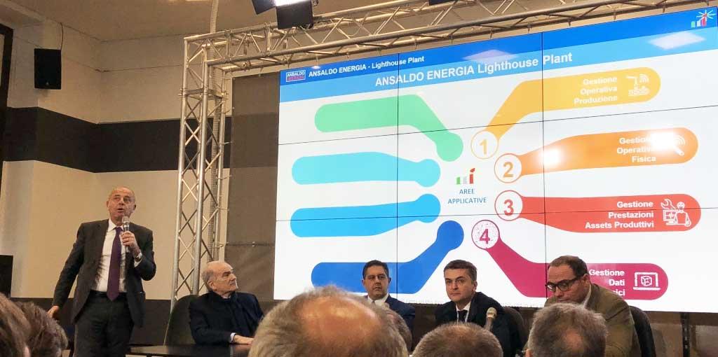 AENet 4.0 Ansaldo Energia seleziona fornitori strategici