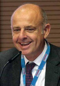 Luca Manuelli, cdo di Ansaldo Energia e presidente del Cluster Fabbrica Intelligente