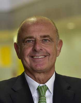 Luca Manuelli, cdo di Ansaldo Energia e presidente di CFI