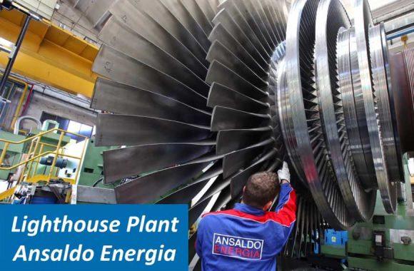 ANSALDO ENERGIA PROTAGONISTA DEL WEBINAR BY LIGHTHOUSE PLANT CLUB DI CFI