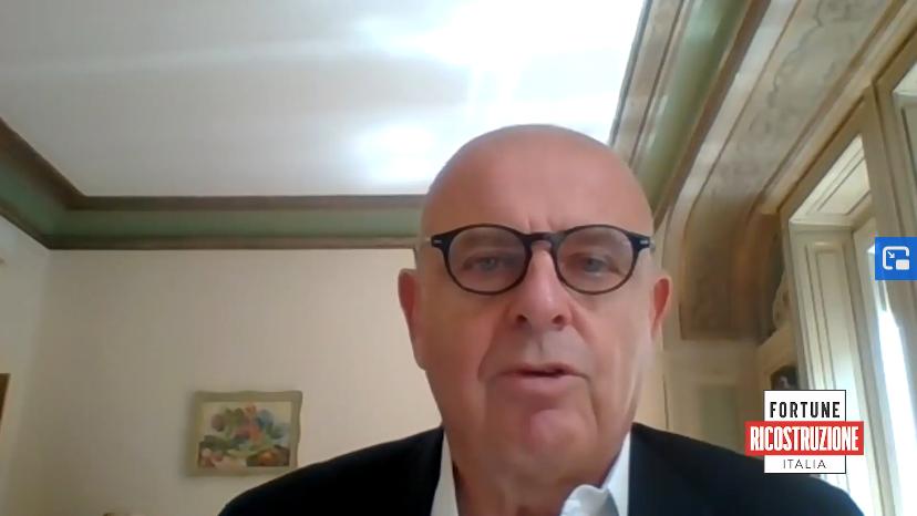 Luca Manuelli a Fortune Italia: un piano Marshall per l'industria