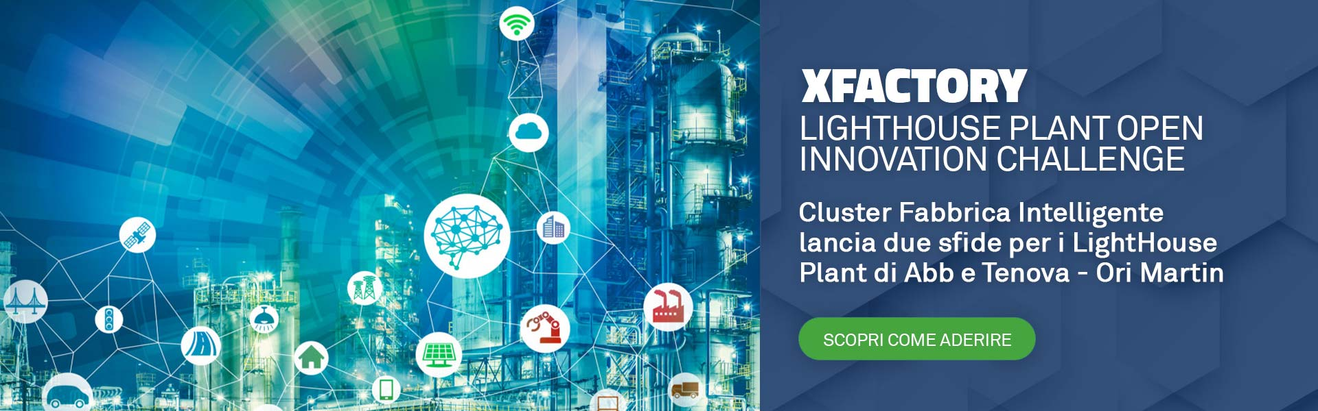 XFactory LightHouse Plant Open Innovation Challenge