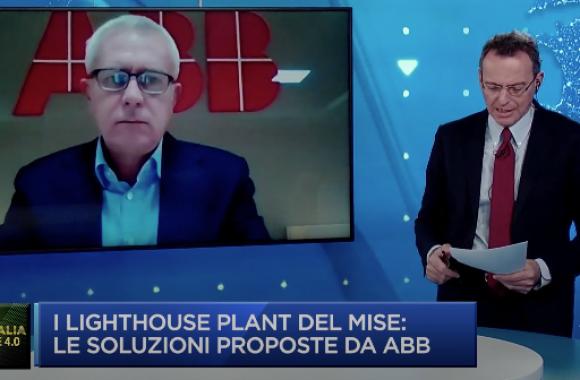 Segreti e obiettivi del Ligthouse Plant Abb di Dalmine, tra automazione avanzata, digitalizzazione, filiera integrata e…