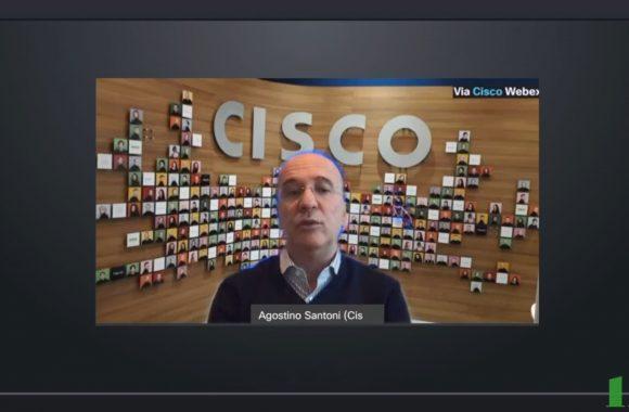 Santoni, Cisco: l'Italia che vorremmo e come ci lavoriamo da pathfinder del Cluster Fabbrica Intelligente.