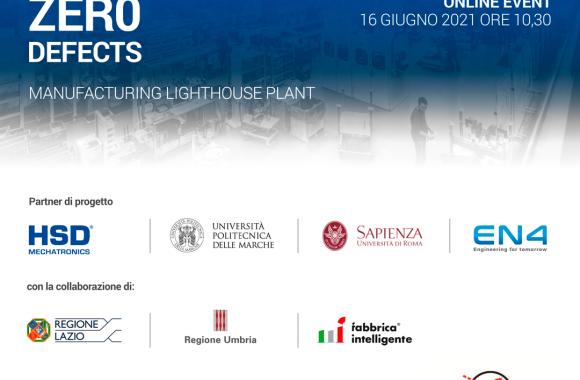 Il Lighthouse Plant Hsd Mechatronics presenta il progetto Electrospindle 4.0 (16 giugno)